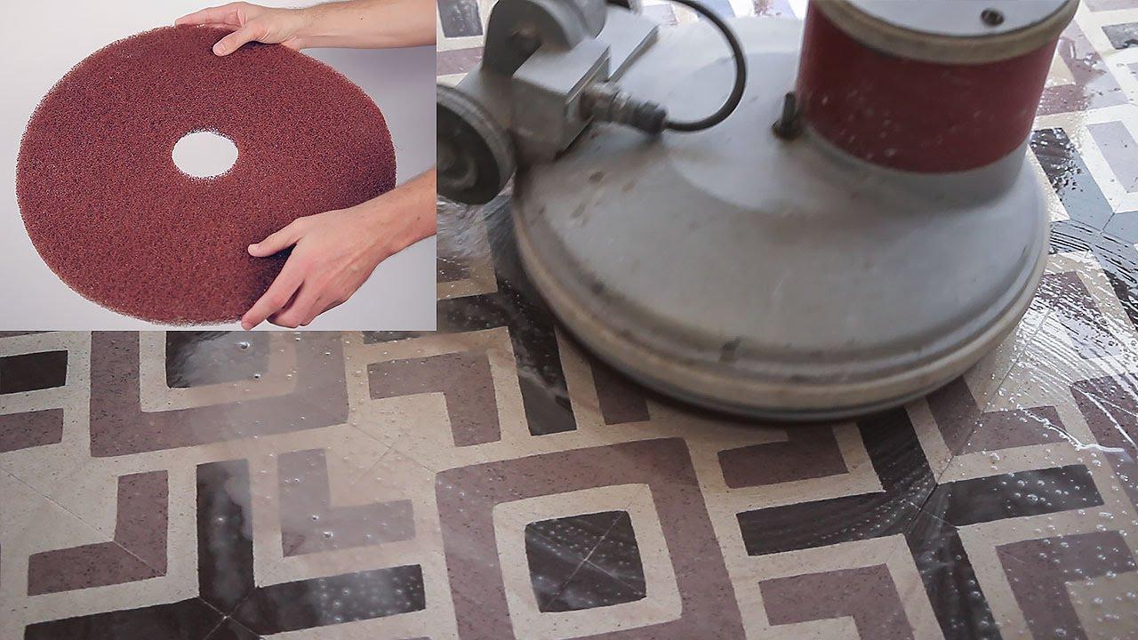 Faire Briller Un Carrelage Poreux comment nettoyer et entretenir ses carreaux de ciment