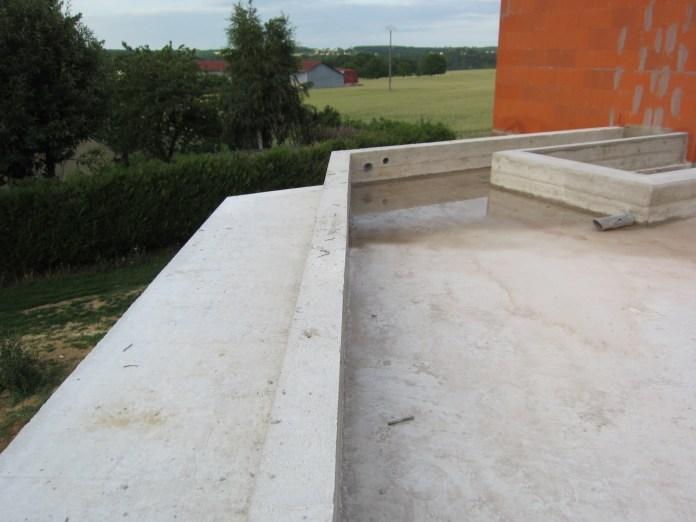 toiture terrasse et problèmes d'infiltration