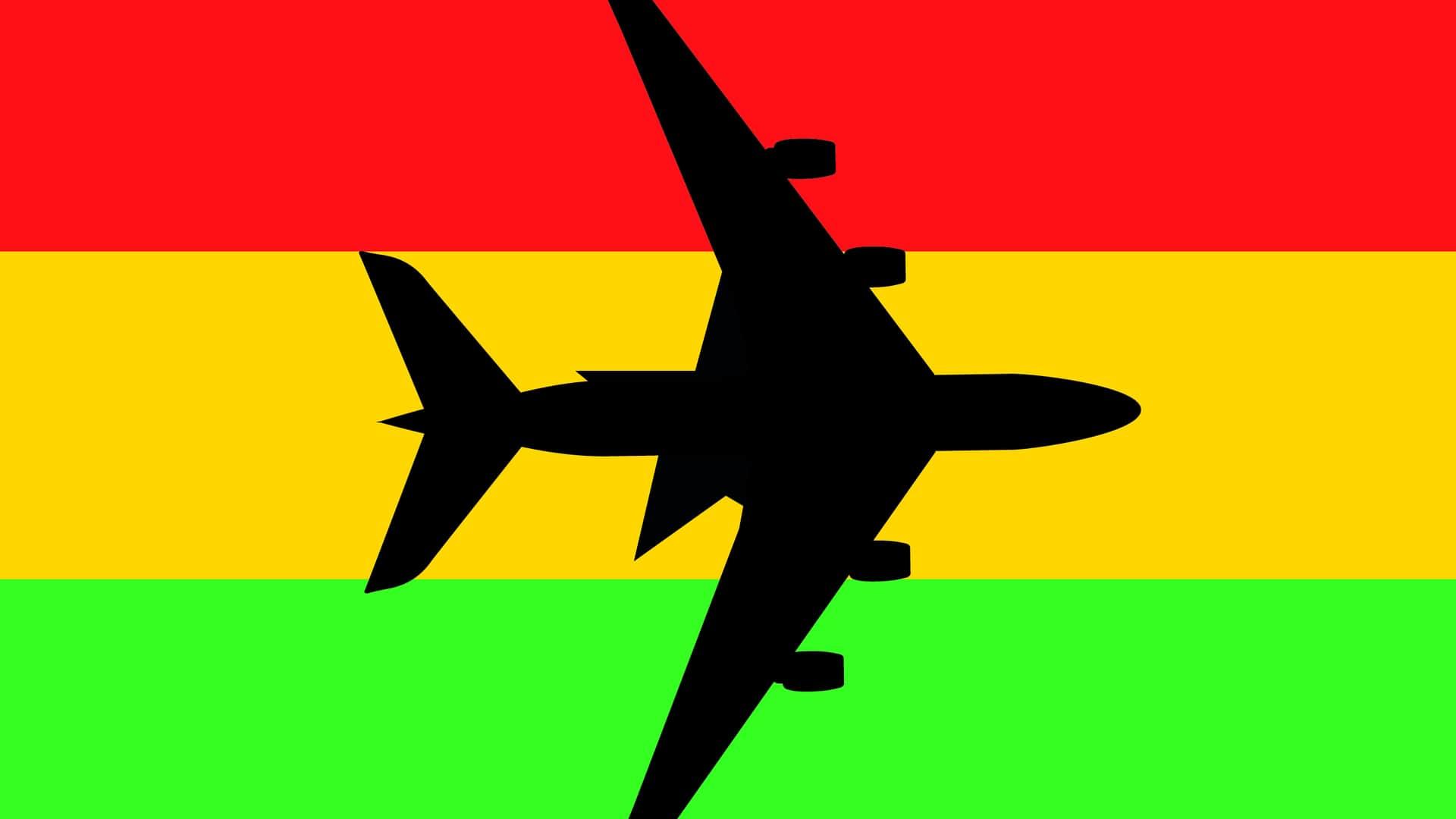 Nuovi voli Ghana