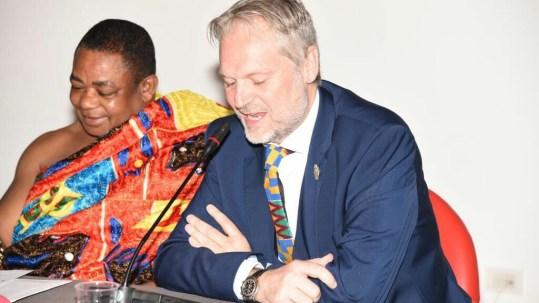 Colasuonno Taricone a Opportunità Ghana