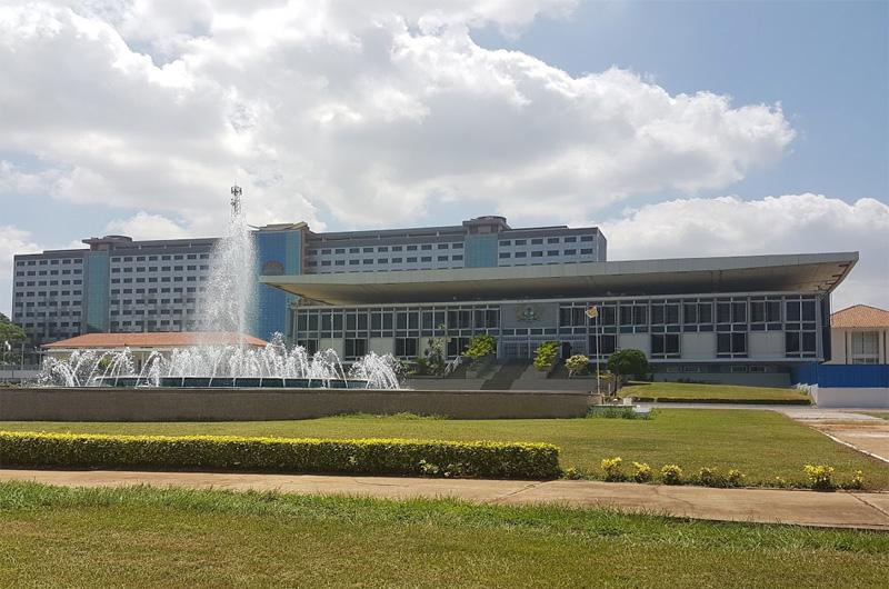 Parlamento del Ghana sul diritto di informazione