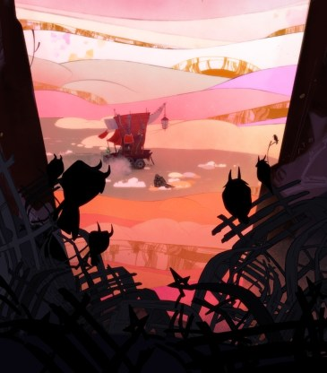 Pyre Is Super Giant's Newest Game   Console Creatures