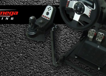 GT Omega Steering Wheel Stand Review