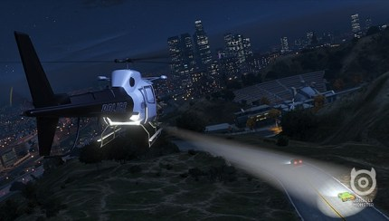 10 Gorgeous New Grand Theft Auto V Screens
