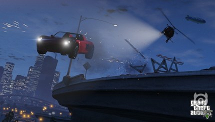 12 New Grand Theft Auto V Screenshots