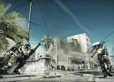 24 Player BF3 Will Hit Gamers 'Sweet Spot'