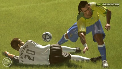 360Monster chat to Fifa Interactive World Cup Champion