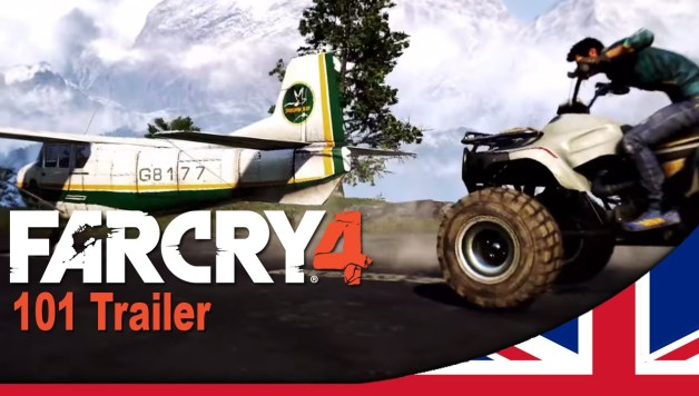 All You Need to Know About Far Cry 4