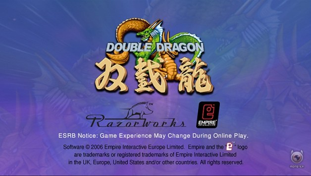 Arcade: Double Dragon Details [ Released ]