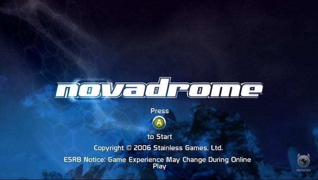 Arcade: Novadrome