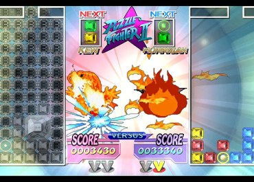 Arcade: Super Puzzle Fighter 2 and Streets of Rage 2