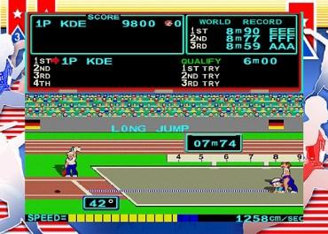 Arcade: Track & Field