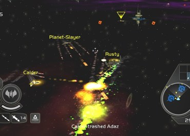 Arcade: Wing Commander Arena [Update: Media]