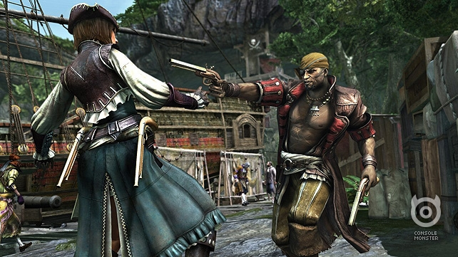 Assassin's Creed 4 DLC: new locations and AC5 hints