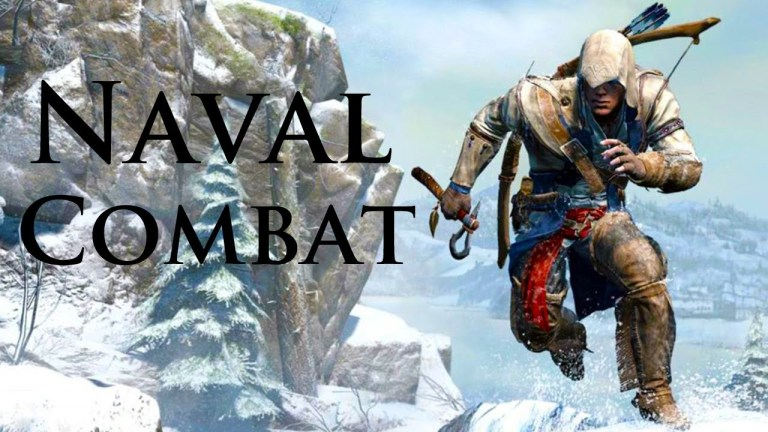 Assassin's Creed III - Naval Gameplay