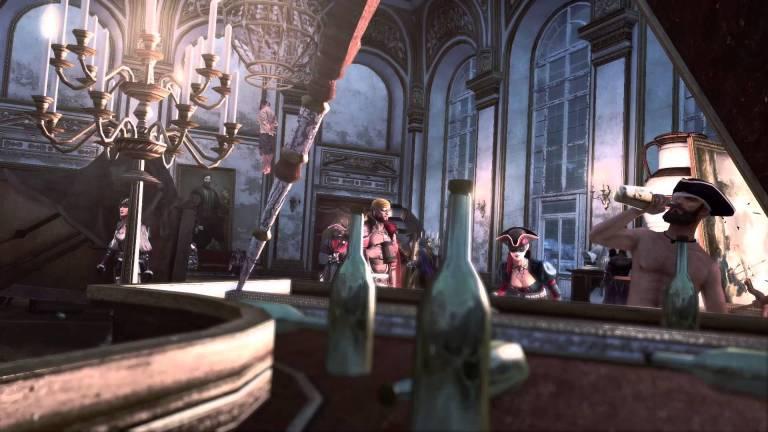 Assassin's Creed IV : Black Flag - Multiplayer Trailer
