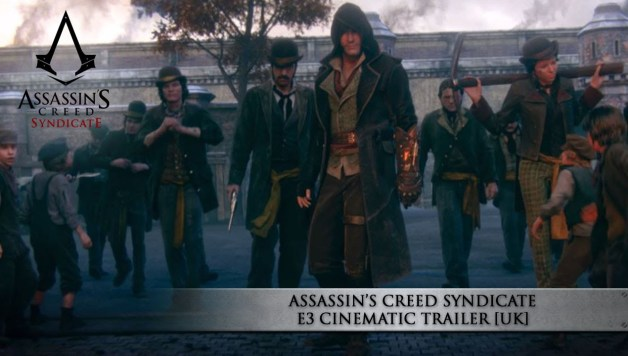 Assassin's Creed: Syndicate - Cinematic Trailer