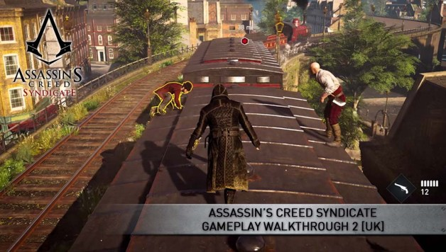 Assassin's Creed: Syndicate - Gameplay Walkthrough Trailer