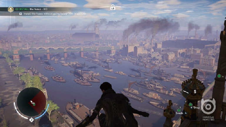 Assassin's Creed: Syndicate debuts at #1 in UK Video Games Chart