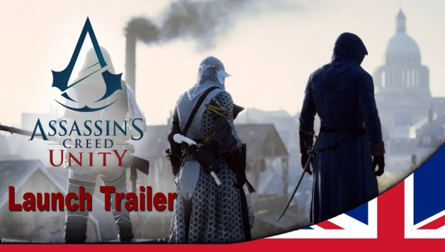 Assassin's Creed Unity - Launch Trailer