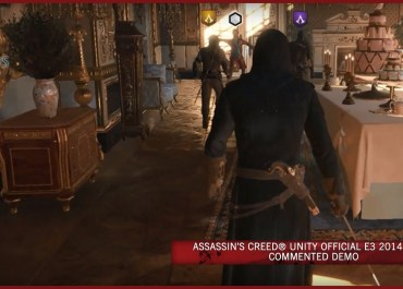 Assassin's Creed Unity - Official E3 2014 Co-op Commented Demo