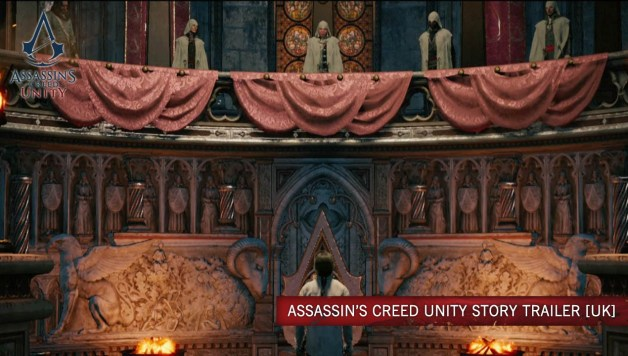Assassin's Creed Unity - Story Trailer