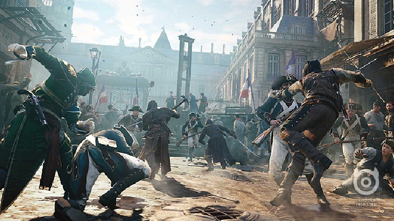 Assassin's Creed has a new lead developer