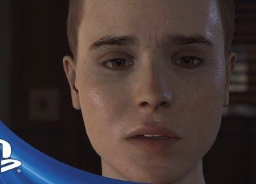 BEYOND: Two Souls - First Look Gameplay