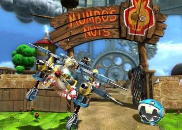 Banjo Kazooie: Nuts & Bolts Preview