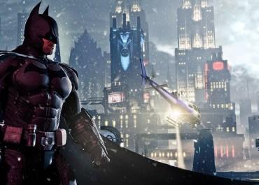 Batman: Arkham Origins Hands-On