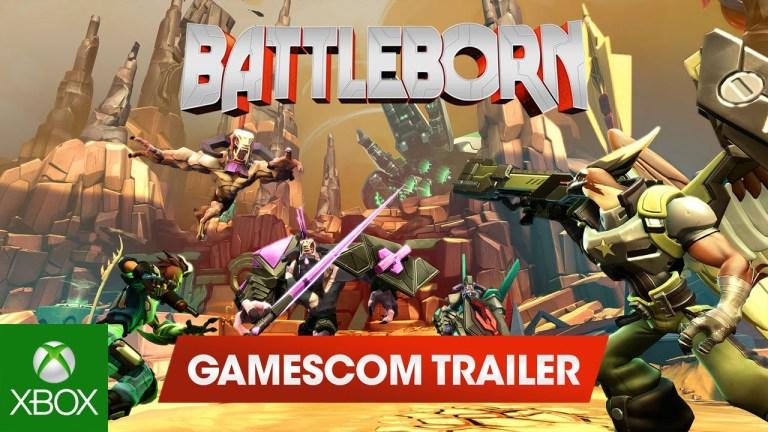 Battleborn - Gamescom 2015 Trailer