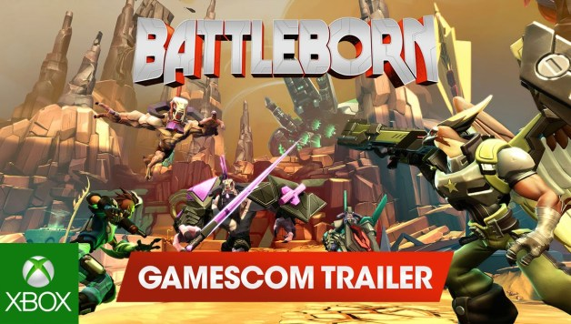 Battleborn - Gamescom 2015 Trailer