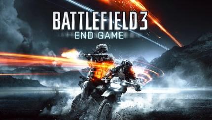 Battlefield 3 - End Game DLC Capture Flag Gameplay