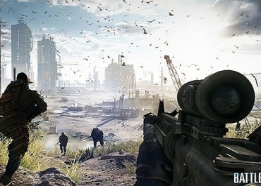 Battlefield 4 Launching With 7 Modes and 10 Maps