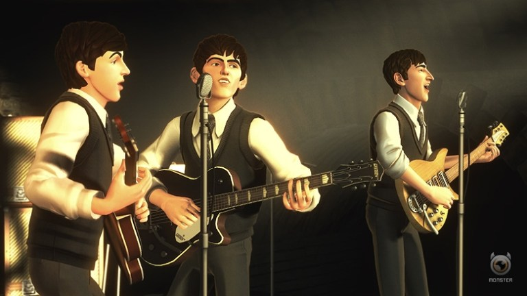 Beatles Limited edition console up for grabs