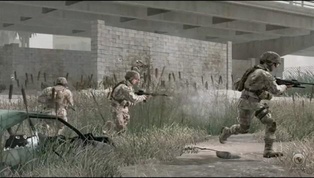 Beta: Call of Duty 4: Modern Warfare