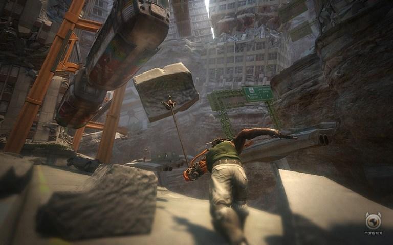 Bionic Commando (360) Review