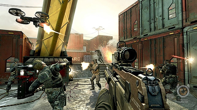 Black Ops 2 First 'In-Game' Screens