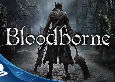 Bloodborne - Debut Trailer