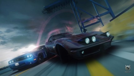 Blur 'Power-ups' Trailer