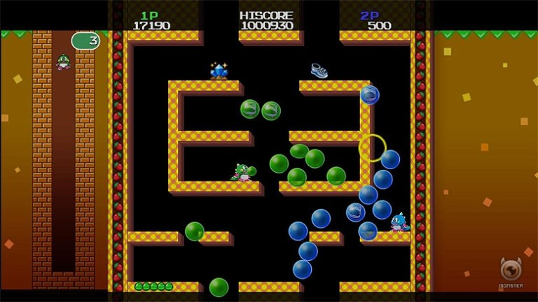Bubble Bobble Neo! Review