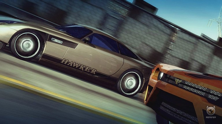 Burnout Paradise Cops and Robbers Trailer