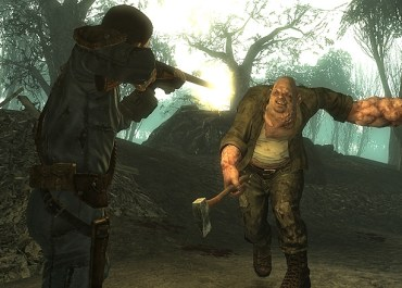 Buy all five add-ons for Fallout 3