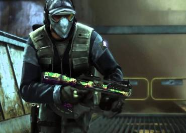 Call Of Duty: Ghosts - Customization Items Trailer #4