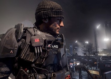 Call of Duty: Advanced Warfare is UK's Christmas number one