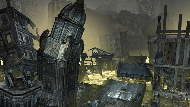 Christmas comes early as Epic release Gears 2 maps