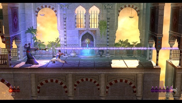 Classic Prince of Persia Coming to the Live Arcade *UPDATE: Screens & Video*