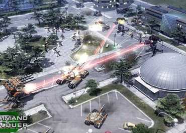 Command and Conquer 3 coming in May