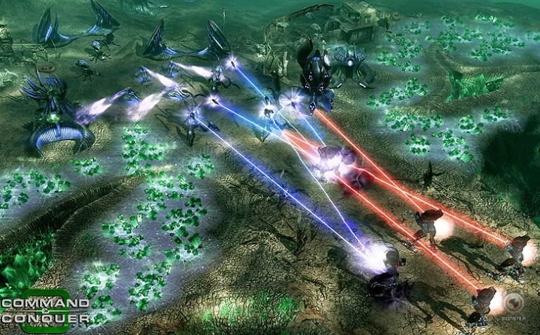 Content: Tiberium Wars