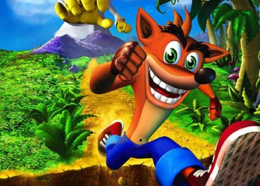 Crash Bandicoot voted most iconic PlayStation character